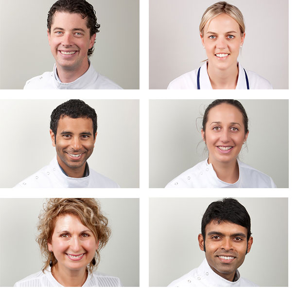 full-dental-team